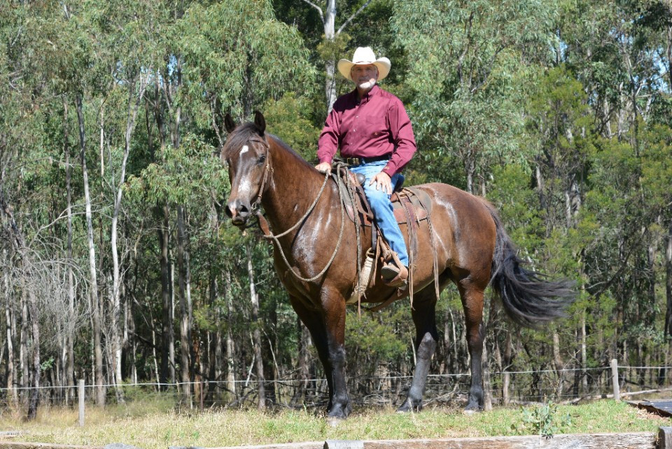 July's Horsemanship with, Neil Pye,  Pat Parelli's most highly recognized and honoured Instructor –  click the red button below to listen!