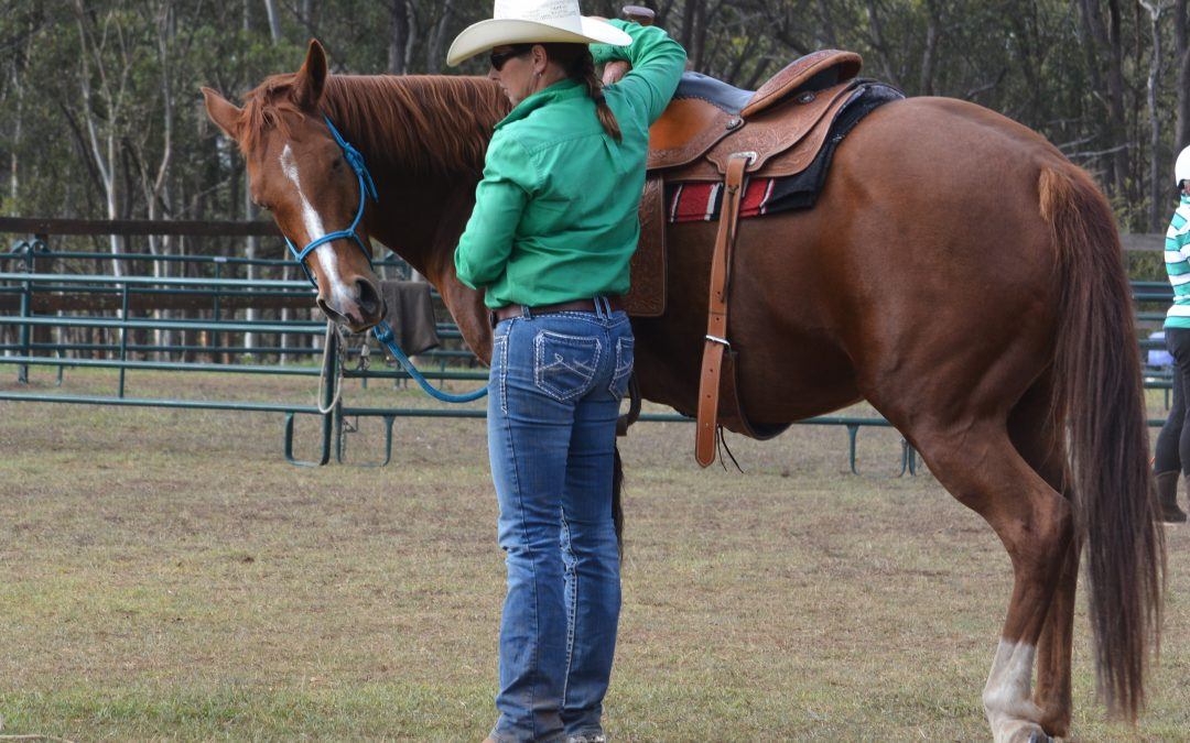 Level 1 Introductory Horsemanship Clinic, 18-19 September, 2021