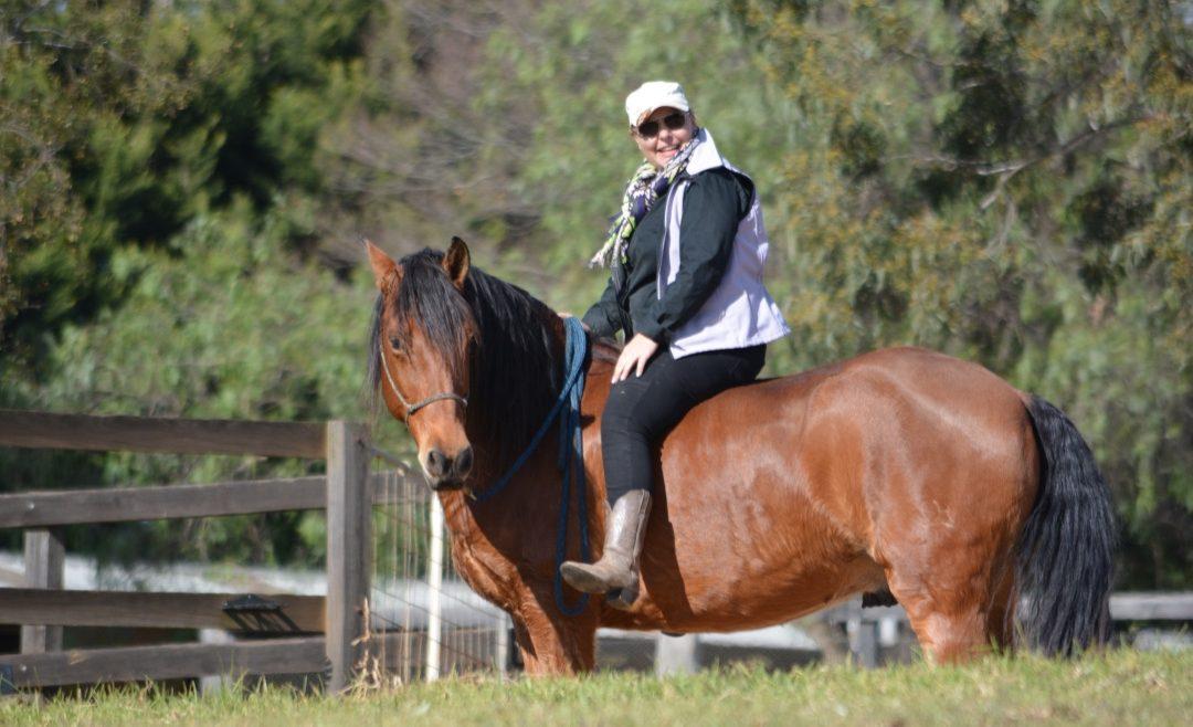 Introduction to Liberty & Bareback Riding Clinic, 24-25 July 2021